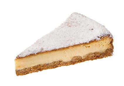 """Торт """"Чизкейк"""" из белого шоколада"""