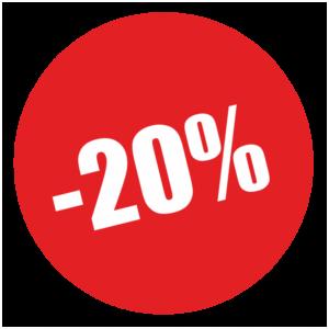 Скидка 20% Багет Кафе