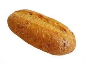 Хлеб «Кукурузный с брынзой и зеленью»